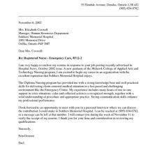 New Graduate Nurse Cover Letter Format Granitestateartsmarket Com