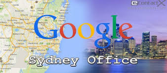 google office contact. google sydney office contact