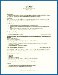 Assistant Manager Resume Objective Theailene Co