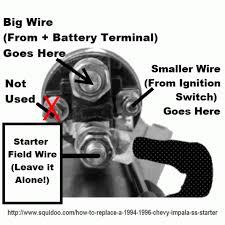 chevy impala starter wiring diagram  chevy starter solenoid wiring diagram solidfonts on 2002 chevy impala starter wiring diagram