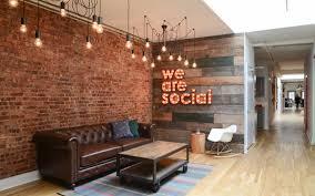 personal office design. a social media agencyu0027s innovative office design personal