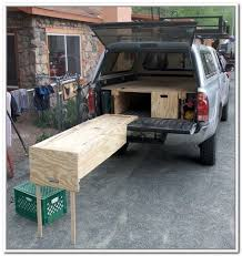 the truck bed storage ideas shouldn t besolely used for storing the stuffs howeveryou need tobe sure that it also canprotect them from any damages