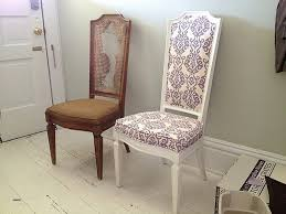 Re Upholster Dining Room Chairs Ijcrbus Delectable Reupholstered Dining Room Chairs