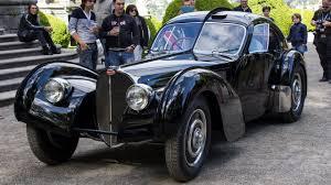 Bugatti typ 57, 57 t och normale. Ralph Lauren 40mln Bugatti Type 57 Sc Atlantic 3x Start Up Drive Scene Youtube