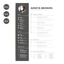 Where Can I Download Free Resume Templates Professional Free Creative Resume Templates Downloads 100 Creative 50
