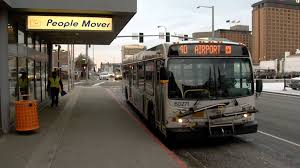 Mover System People Mover Analyzes First Year Of Bus System Changes