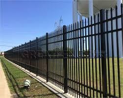 Industrial Metal Fences GreatFencecom