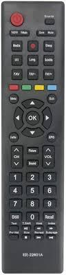 New Remote Control ER-22601A for HISENSE TV ... - Amazon.com