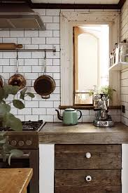 Kitchen Styling Rustic Kitchen Ideas From Insideoutcomau Styling By Nicole