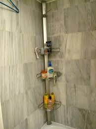 amazing amusing stainless steel tension shower for your amazing amusing stainless steel tension shower for your home decorations tension shower caddy
