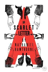 Scarlet Letter Book Cover The Hierarchy For This Poster Is Great Because It Stands Out Over