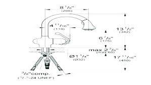 bathroom sink parts terminology drain diagram x
