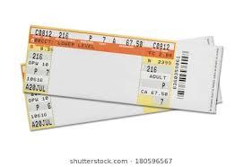 Blank Concert Ticket Rome Fontanacountryinn Com