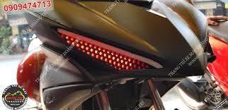 Cụm đèn Led Audi A9 dành cho Exciter 150