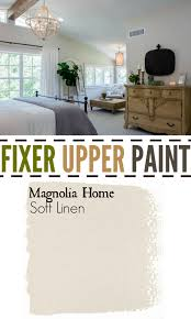 Soft Bedroom Paint Colors Fixer Upper Paint Color Solid Wood Soft Color For Master Bedroom