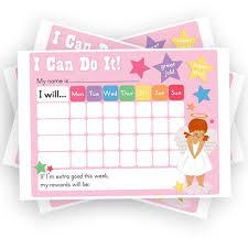 Download Reward Chart Girls Reward Chart Chore Chart Printable Sticker Chart