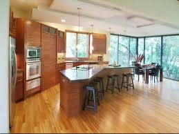 open kitchen designs with island. Top 30 Hunky-dory Awesome Open Kitchen Design With Long Island Bar Designs