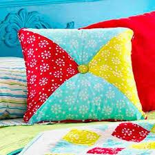 Pillow Sewing Patterns Inspiration Free Pillow Patterns AllPeopleQuilt