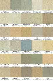 Exterior Stucco Color Chart The Perfect Paint Schemes For House Exterior Exterior