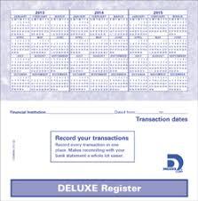 Personal Checks - Order Deluxe Checks