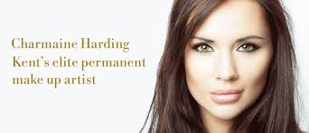 charmaine harding semi permanent makeup