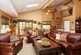 sloped ceiling led recessed lighting bring a new sense of welcoming style with these close as