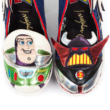 Toy Story Arch Enemies Light Up Heels Toy Story Arch Enemies Light Up Heels