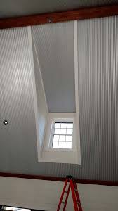 cost to drywall basement ceiling the bold look and low cost metal ceilings and walls of