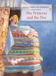 princess and the pea illustration. Exellent Pea Hans Christian Andersen Illustrated By Maja Duskov  The Princess And  The Pea In And Illustration E