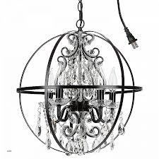 shabby chic lighting fixtures. Make Shabby Chic Chandelier Beautiful Luna Black Orb Metal Round Sphere Plug In 5 Light Lighting Fixtures