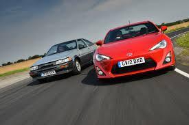 Toyota AE86 vs GT 86 | Auto Express