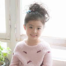 幼児向け 簡単にできるキッズヘア女の子の可愛い髪型特集 人気髪型