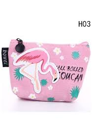oem cute cosmetic makeup bag purse toiletry bag flaming