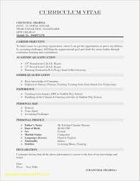 Resume Format For Freshers Examples Diploma Resume Format Yelomphone