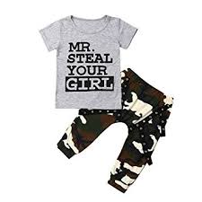 Oldeagle Baby Boys Clothes Toddler Kids Baby Clothes Short