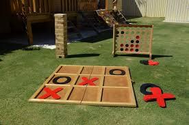 Wooden Lawn Games Garden Games 31