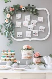 a rifle paper co inspired floral first birthday party rifle