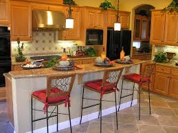 keep your beautiful kitchen neat and elegant by using these simple design ideas the rich colors of the granite and the natural finish of the wood cabinetry