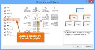 Ppt Smart Art Powerpoint 2013 Smartart Graphics