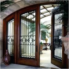 iron and glass front doors wrought iron and glass front doors a looking for wrought iron