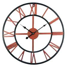 clock hands for wall large wall clock high quality metal industrial iron gear retro watch clocks