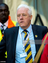 Head of Security Peter McLaughlin. News Photo - Getty Images