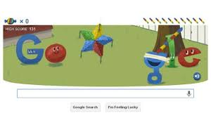 google doodle games you can play. Wonderful Play Google Celebrates 15th Birthday With Pinata Doodle Game  Geekcom In Games You Can Play P