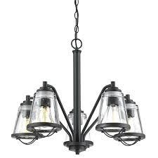 5 light chandelier bronze z lite mariner 5 light chandelier in bronze hampton bay 5 light