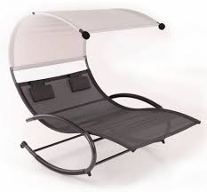 double chaise rocker patio furniture seat chair canopy pool swing lounge steel outdoor seating wood set with umbrella backyard comfy garden chairs and half