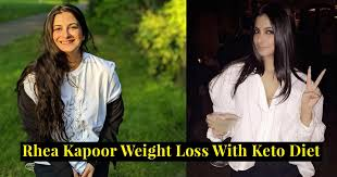 Anil Kapoor Daily Diet Chart Rhea Kapoor Weight Loss Transformation Lost 14kgs With Keto