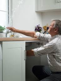 Low Cold Water Pressure In Kitchen Sink