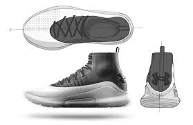 Curry 4 Design Behind The Design Curry 4 1 Sneakers Sketch Shoe Sketches