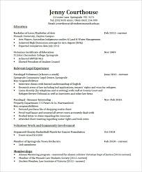 Attorney Resume Samples Template New 28 Lawyer Resume Templates DOC PDF Free Premium Templates