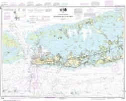 Oceangrafix Noaa Nautical Chart 11446 Intracoastal